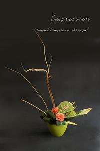 定期装花からスタンダードカーネーション - Impression Days
