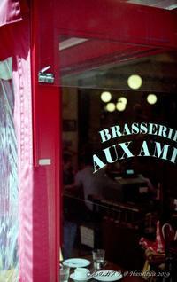 BRASSERIE - 心のカメラ   more tomorrow than today ...