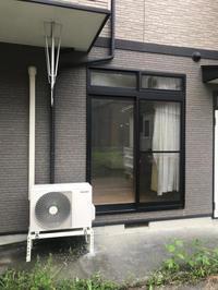 当店ではアパート物件のエアコン設置、テレビドアホン取替えも承っております。 - エルプラザ トウデンからのお知らせ