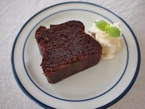オードリー・ヘップバーンのチョコレートケーキ -