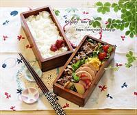 焼肉弁当と今夜は♪ - ☆Happy time☆