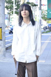 """RAMOS L/S"" style~KODAI~ - DAKOTAのオーナー日記「ノリログ」"
