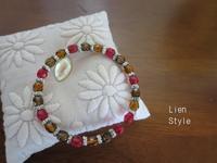 アップサイクル候補からヘビロテアイテムのブレスレット - Lien Style (リアン スタイル)