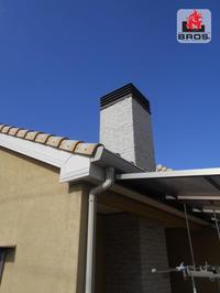 奈良県橿原市暖炉煙突掃除 - BROS.奈良ブログ