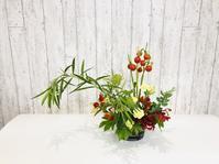 夏から秋へ♪ - Flower Days ~yucco*のフラワーレッスン&プリザーブドフラワー~