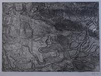 9月7日靉嘔エッチング - 川越画廊 ブログ