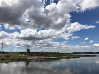 印旛沼ライドで久しぶりのうなぎ - pottering