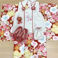 【七五三】三歳被布セット色数揃ってますよ~ - 着物Old&Newたんす屋泉北店ブログ