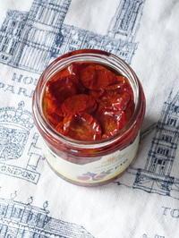 プチトマトでセミドライ・トマト作り、のちパスタ - Baking Daily@TM5