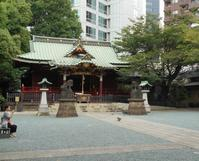 金王八幡宮-代官山周辺の史跡と文化財④- - 東京徒士組の会