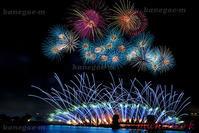調布花火大会東京 - 風景写真家 鐘ヶ江道彦のフォトブログ