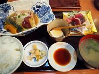 魚や きてれつでランチ@日本橋人形町 - 人形町からごちそうさま