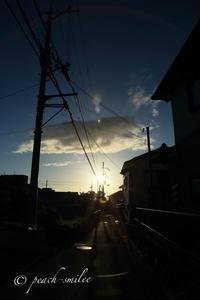 輝く早朝 - 感じるまま、気ままなblog