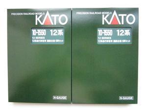 KATO 12系急行形客車をイジろう - 動力車操縦者 Nゲージ部屋