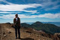 ルートを繋いだ!上ホロカメットク山~十勝岳まで縦走 - へっぽこあるぴにすと☆