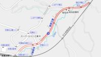 稲城市内鶴川街道拡幅進捗状況2019.8 - 俺の居場所2(旧)
