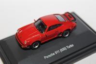 1/87 Schuco PORSCHE 911 (930) Turbo - 1/87 SCHUCO & 1/64 KYOSHO ミニカーコレクション byまさーる