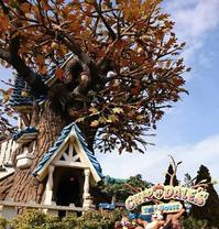 Chip 'n Dale's Treehouse. - crazy over  Chip 'n Dale.