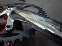 Pista/クランクを磨く - 空のむこうに ~自転車徒然 ほんのりと~