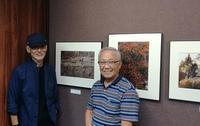 今日も友人の写真展訪問はスンサイバシのとあるビルで - スポック艦長のPhoto Diary