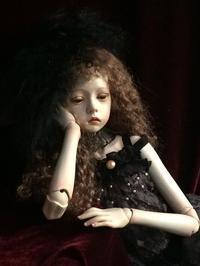 【人形展出品のご案内】第14回「人・形」展(東京) - 玉青の球体関節人形 制作日記■tamaodoll-ball jointed dolls
