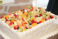 かわいいケーキ - 箱根の森高原教会  WEDDING BLOG