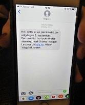 「民主主義はあなたの声を必要としている」(ノルウェー) - FEM-NEWS