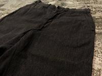 9月11日(水)マグネッツ大阪店ヴィンテージ入荷!!#5 Work Part2編!! Salt&Pepper & PinStripe、BlackChambray!! - magnets vintage clothing コダワリがある大人の為に。