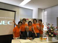 はなのね1周年記念講座、垣添忠生先生の講演会 - はなのね