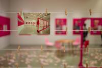 The Clothesline あいちトリエンナーレ2019の展示風景 - え~えふ写真館