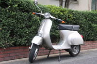 ベスパ50S@委託販売車両~~~~~~~。 - 東京ヴェスパBlog