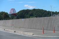晴天の笠戸島でランチ - 皿倉山の見える家