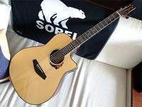 ギターに救われる・・・ - アコースティックな風