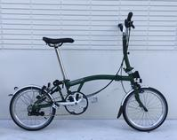 737.Brompton M6L - one thousand daily life