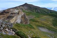 十勝連峰の未踏ルートを繋ぐ!上ホロカメットク山~十勝岳2019.9.8 - やぁやぁ。