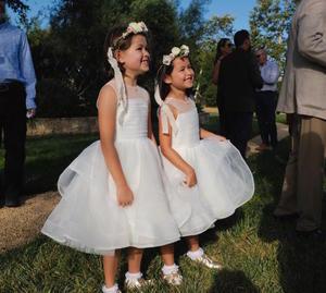ウェディング、カリフォルニア風/ Garden Wedding, California Style - アメリカからニュージーランドへ