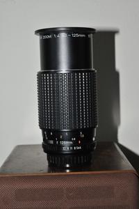 smc PENTAX ZOOM 45-125mm F4 で - nakajima akira's photobook