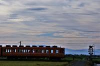 踏み切りの朝 - ゆる鉄旅情