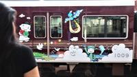 藤田八束の日本の祭り@日本の祭りは素晴らしい、そしてそこにはお守りがある。お守りは世界の子供たちの憧れにヒットする可能性が有り、・・・・阪急電車、伊丹空港 - 藤田八束の日記