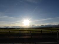 朝の遠望 - タビノイロドリ