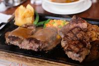 暑い日には、肉を食べて頑張ろう。 - X-T1やあれこれ