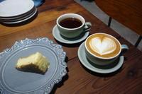 ESPRESSO D WORKS池袋でバスクチーズケーキ - *のんびりLife*