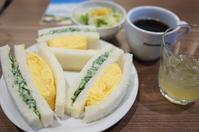 2019.1 えるぷ&シャヲルの食卓の旅in 名古屋vol.2 ~朝食はたまごサンド「なごのや」 - 晴れた朝には 改