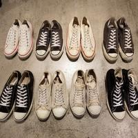 "1970's~1990's "" CONVERSE "" USED ALL STAR WHITE & BLACK!! - BAYSON BLOG"