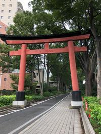 母のPET CT、待ち時間に楢姫稲荷神社 - ねこちんの日常
