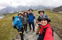 終日の雨予報が見事に外れる!ラーチバレー&ビッグビーハイブ二日間の日帰りハイキング。 - ヤムナスカ Blog