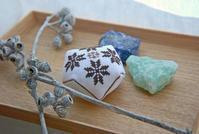 【Lesson】クロスステッチ(A.S.さん) - 浜松の刺繍教室 l'Atelier de foyu の 日々