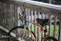 錆びた自転車 / a rusty bike - Seeking Light - 光を探して。。。