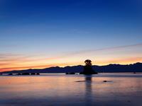 夜明け富山県 - ty4834 四季の写真Ⅱ