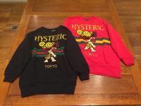 """HYSTERIC MINI""""HYSTERIC裏毛BIGトレーナー""""【NO,19343108】 - LOB SHOP"""